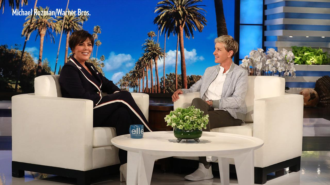 Kris Jenner Opens Up About Kanye Westu0027s Recent Behavior