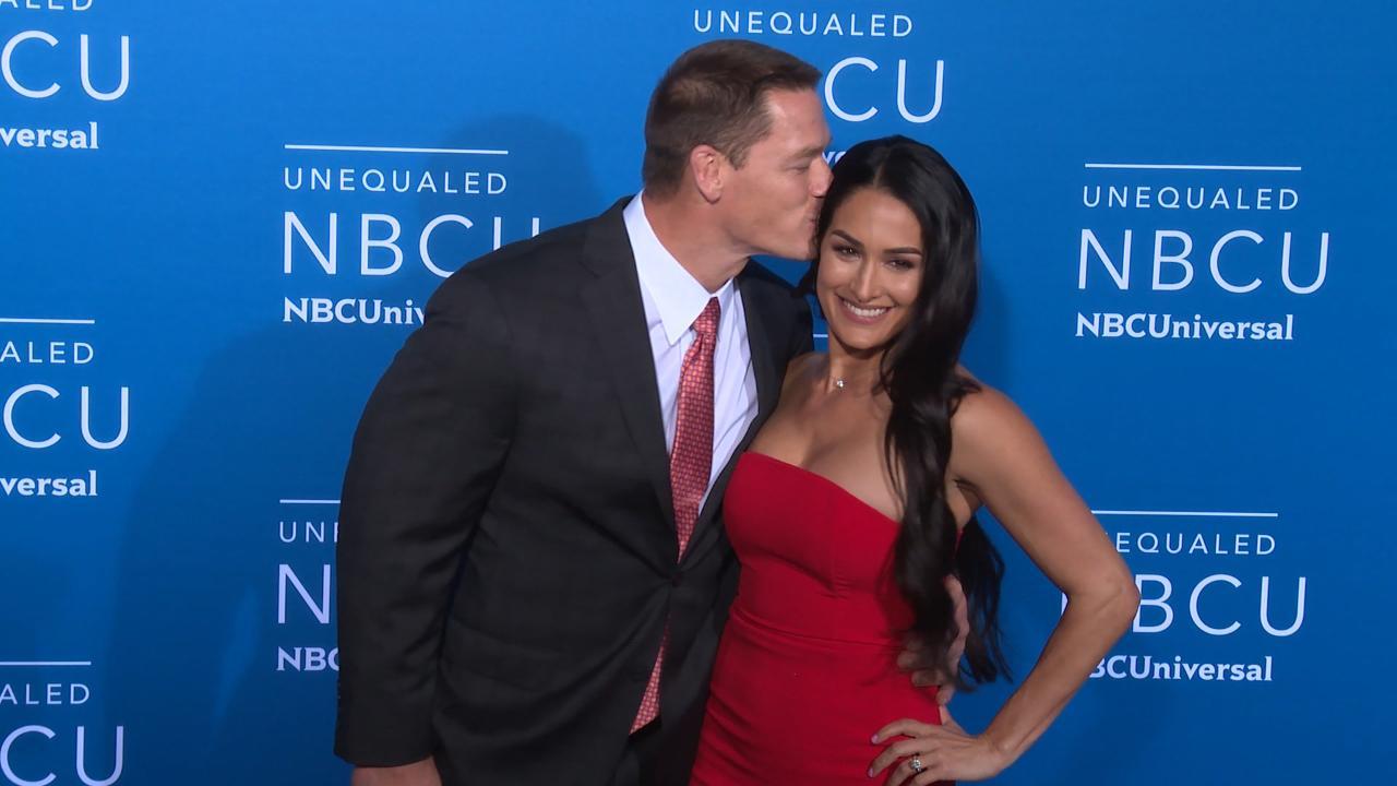 John Cena And Nikki Bella Call Off Wedding.Nikki Bella Calls Off John Cena Wedding Again On Total