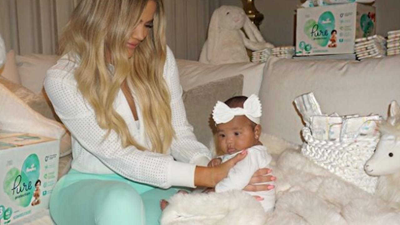 How To Khloe Kardashian S Daughter True Thompson Nursery Exactly What People