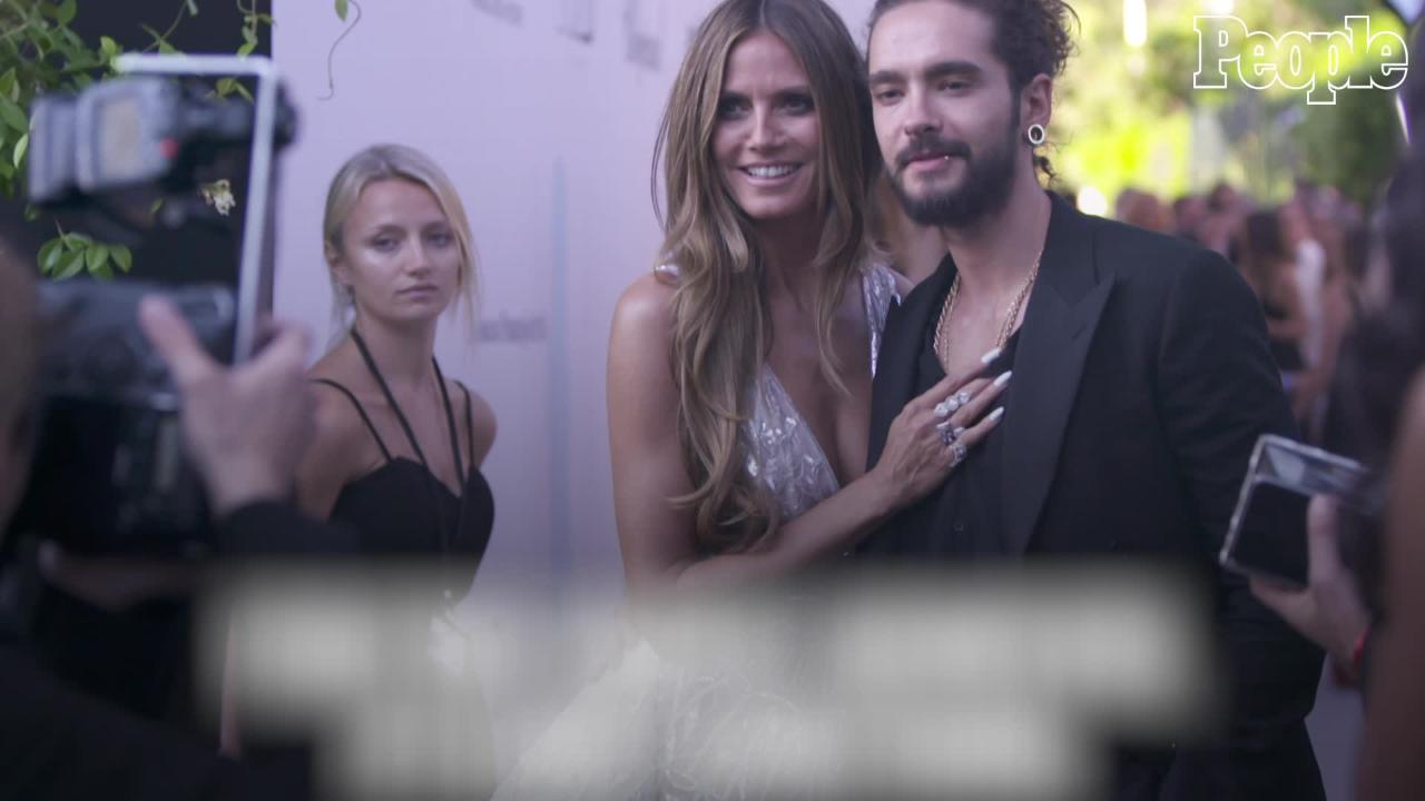 Heidi Klum Just Showed Off Her Wedding Dress from Every Angle