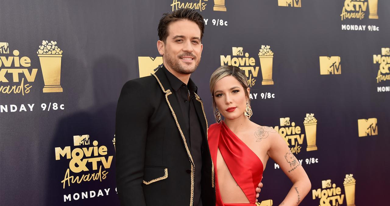Halsey Opens Up About G-Eazy Split During Concert: 'Dont Sleep With Your Ex'