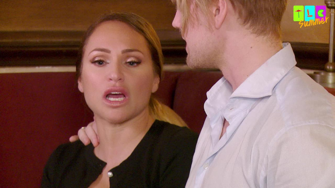 90 Day Fiancé Darcey, Jesse Explosive Fight over Cheating