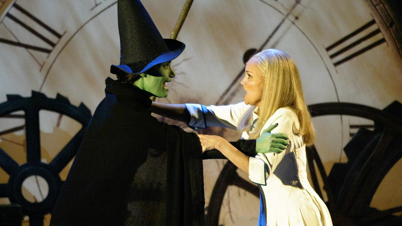 Wicked Heading to NBC for 15th Anniversary Concert | PEOPLE com