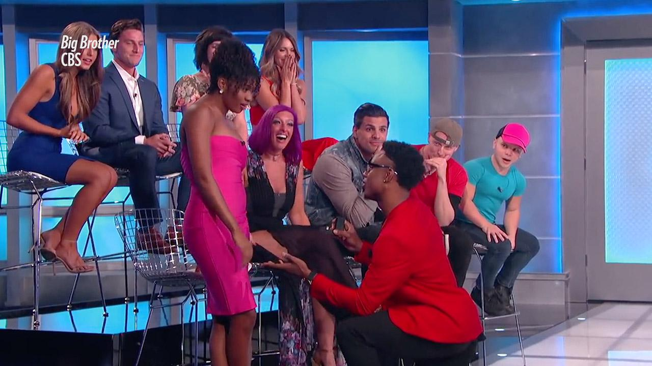 Big Brother Contestants Get Engaged on Season Finale: 'I Want You and Only  You'