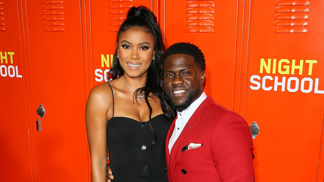 Kevin Hart On How Wife Eniko Forgave Him After Cheating