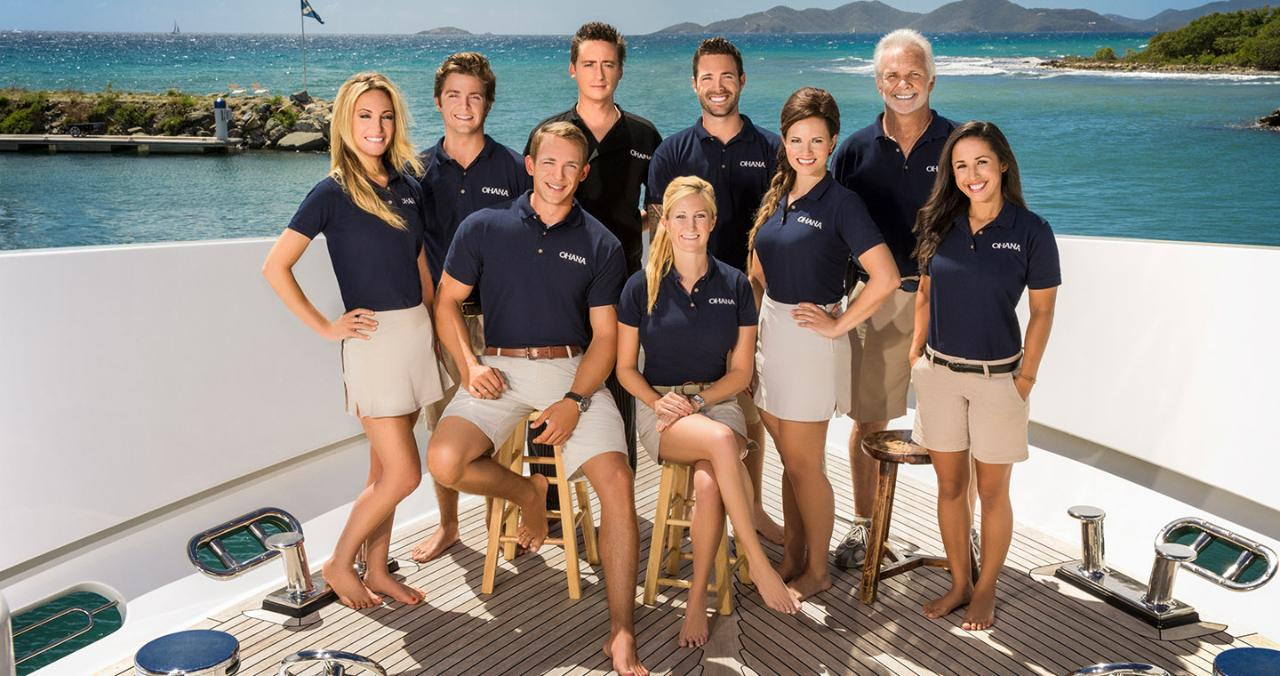 Who is ben from below deck dating
