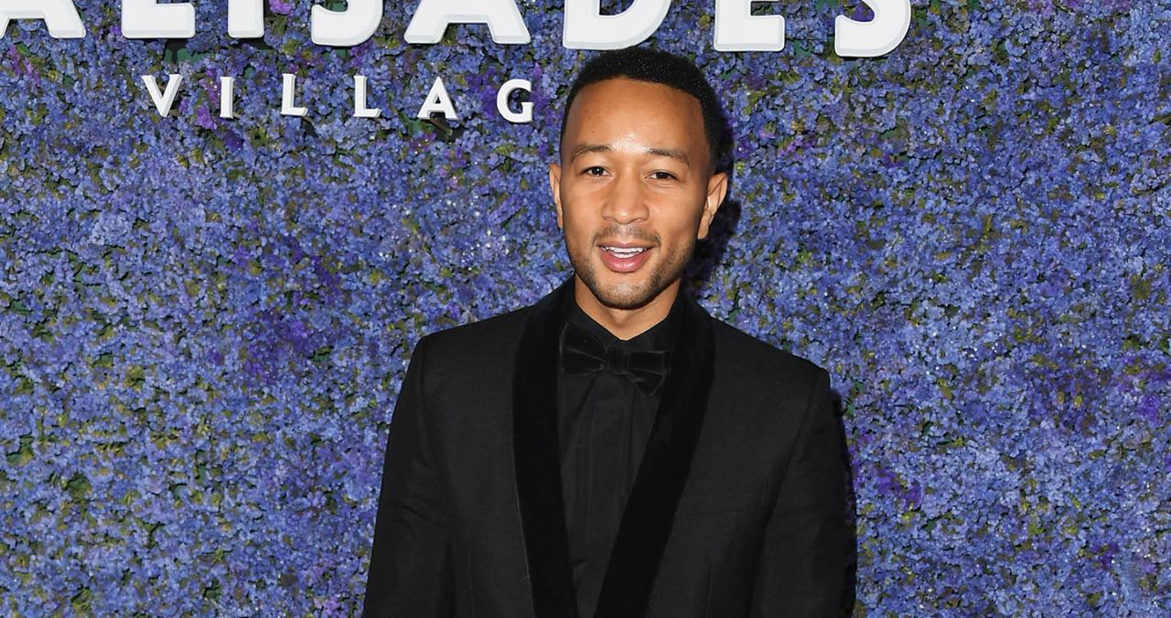 John Legend announces first Christmas album, upcoming tour | EW.com