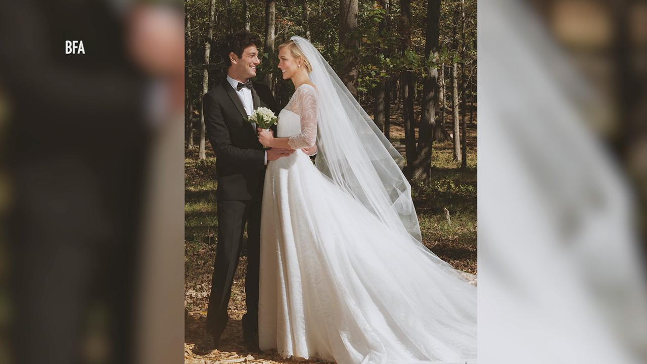 803d5972753549a Karlie Kloss Wears Dior Wedding Dress to Marry Joshua Kushner   PEOPLE.com