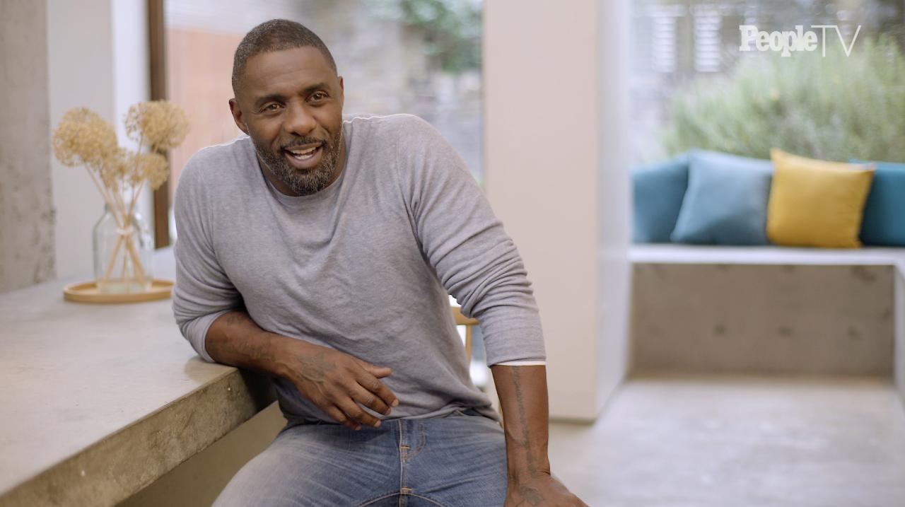 How Fatherhood Has Changed Sexiest Man Alive Idris Elba: 'I'm Super Doting as a Dad'