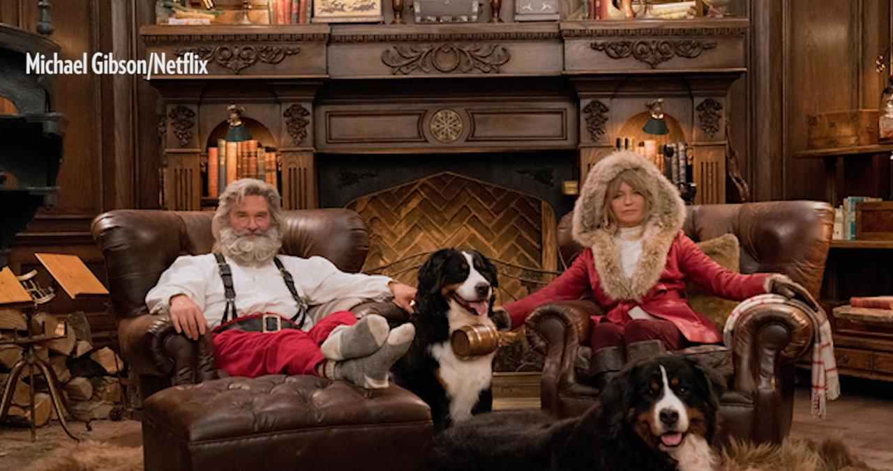 Christmas Chronicles.See Kurt Russell Goldie Hawn In Netflix S Christmas