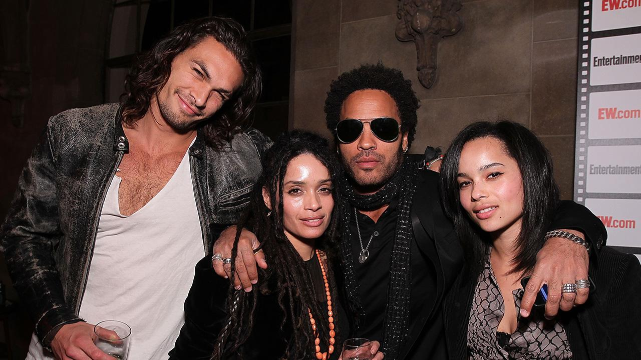 who is lenny kravitz dating now