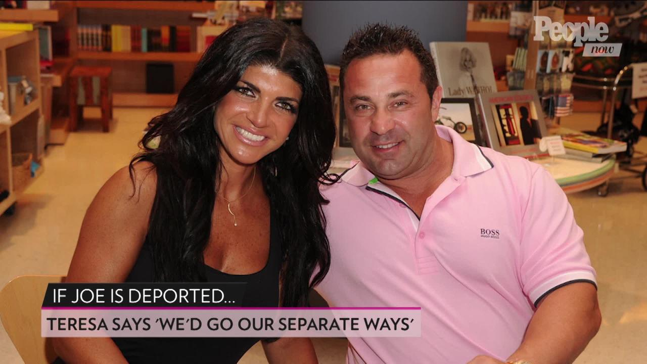 Victoria Gotti: Teresa Giudice's Family Affected by Joe's Prison Time |  PEOPLE.com