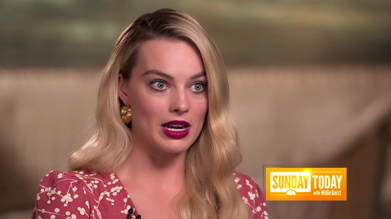 Margot Robbie Says #MeToo Changed Hollywood