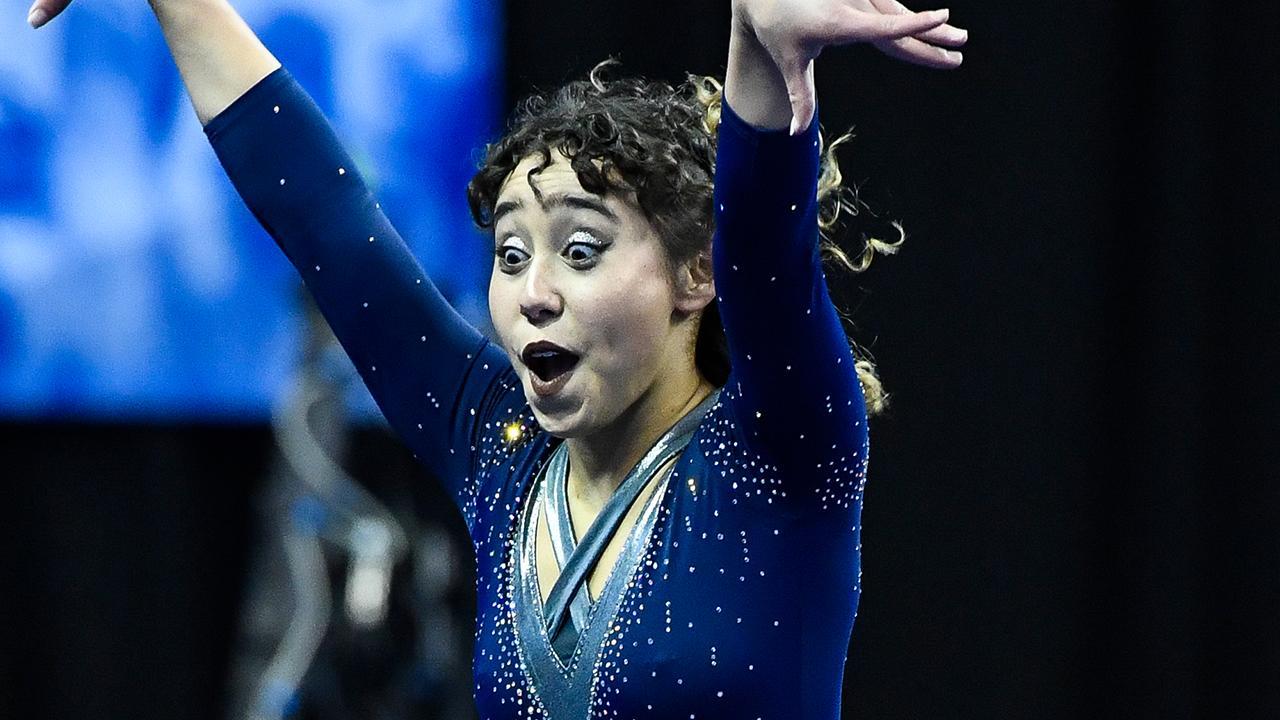 UCLA Gymnastics Star Katelyn Ohashi Breaks the Internet