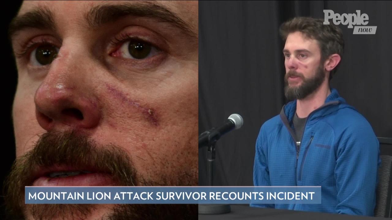 Man Who Survived Mountain Lion Attack By Killing It With His Bare Hands  Comes Forward