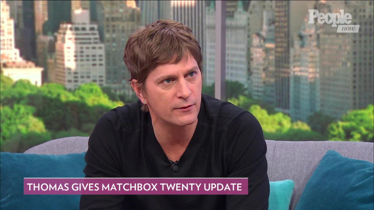 Matchbox Twenty Tour Dates 2020 Rob Thomas Teases New 'Matchbox Twenty' Music in 2020: 'the Optics