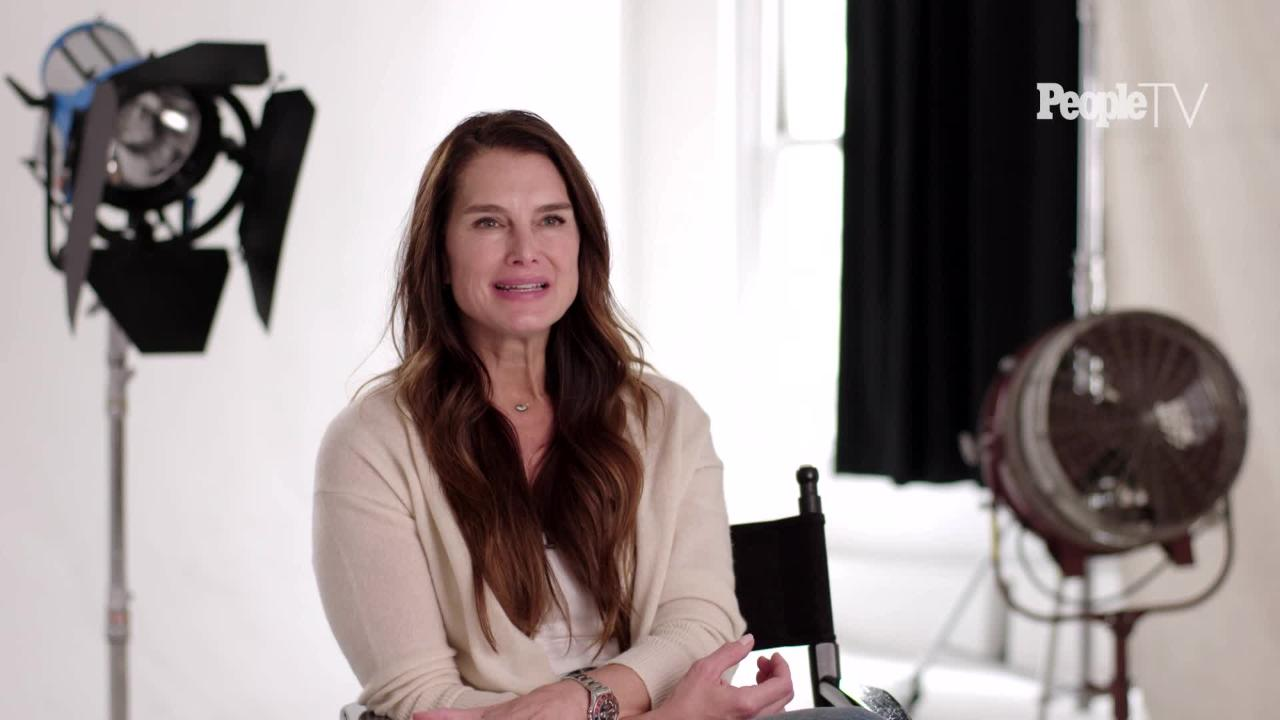 Brooke Shields Urges Her Teenage Daughters to Use Sunscreen After Her Own Cancer Scares