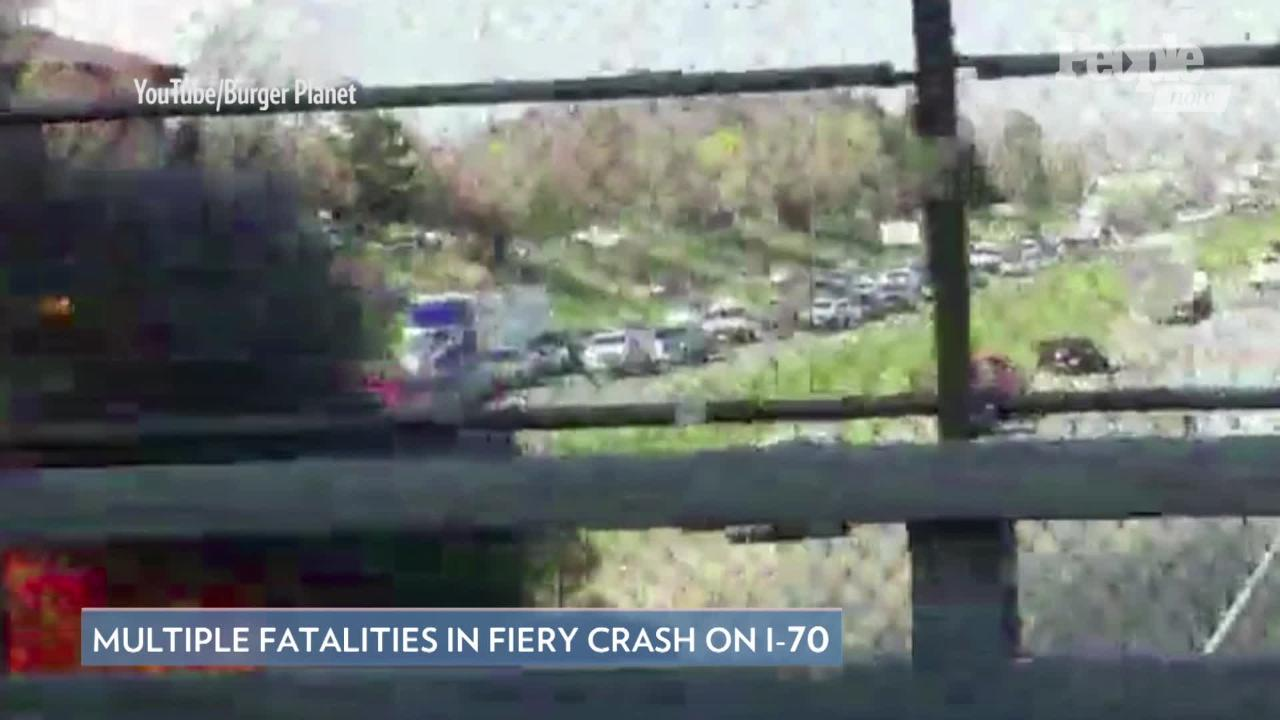 Multiple People Killed in Fiery Colorado Crash Involving Three Semi-Trucks