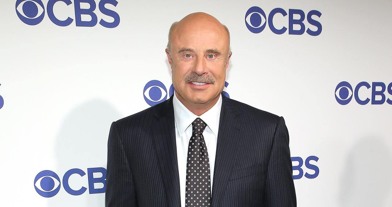 Dr  Phil apologizes to Slippery Rock for comments: 'I was