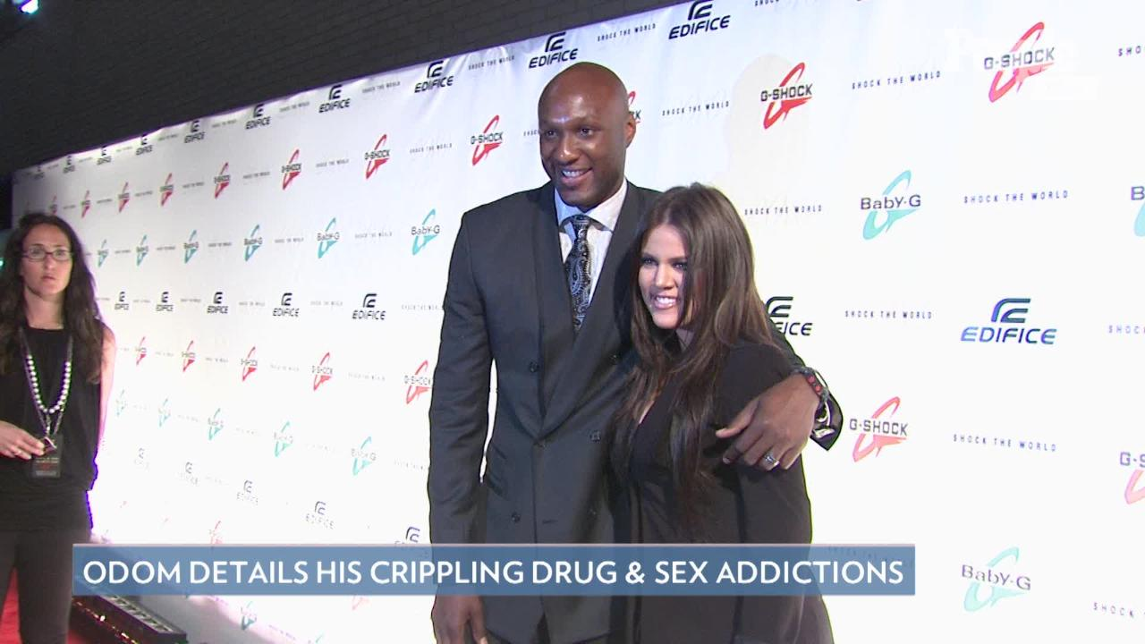 Lamar Odom Wore a Prosthetic Penis to 'Pass a Drug Test' for