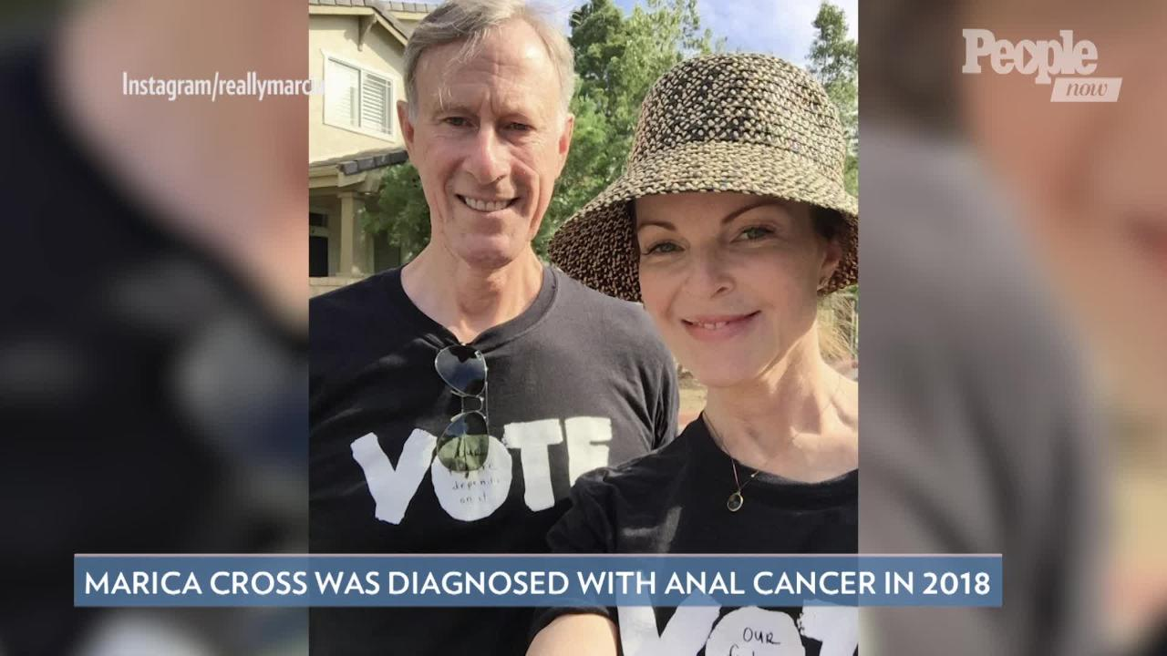 What to Know About the HPV that Led to Marcia Cross' Anal