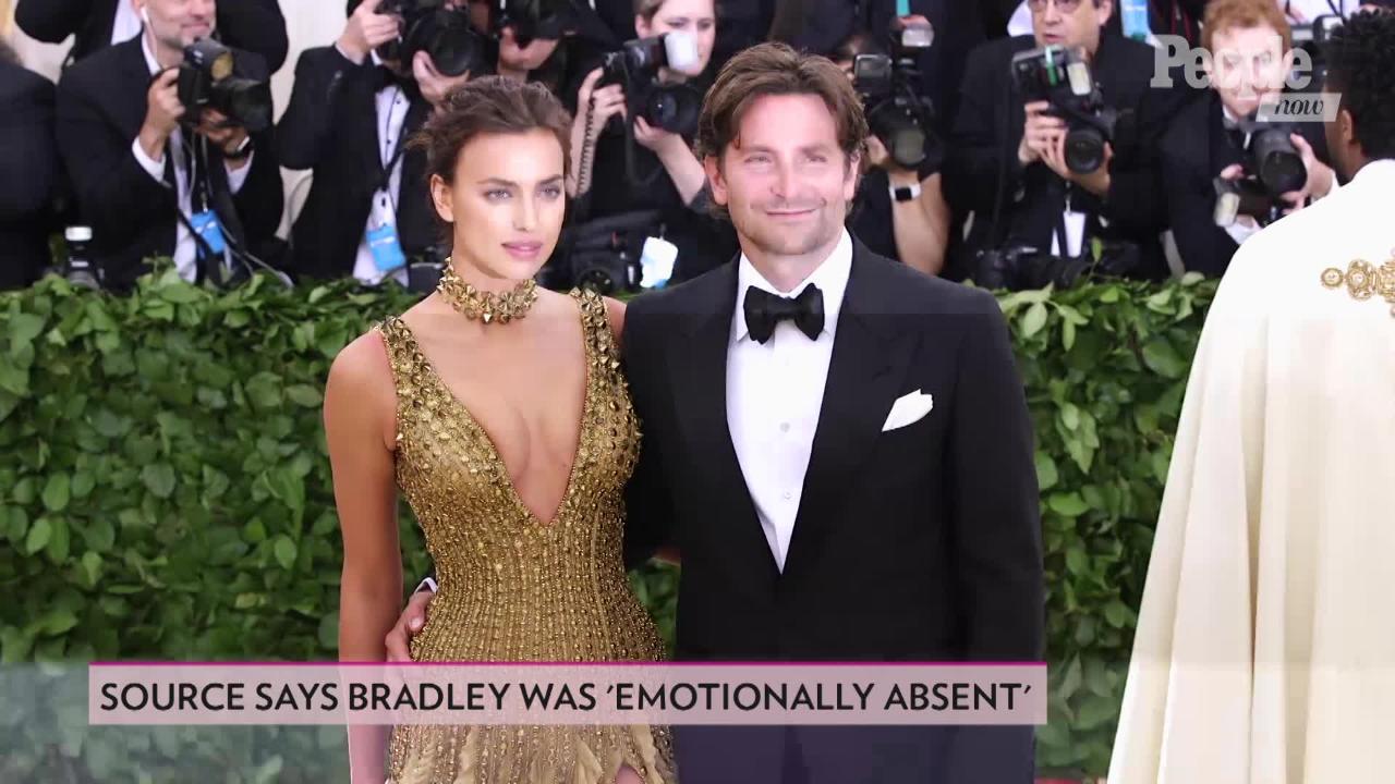Bradley Cooper & Irina Shayk Remain 'Friendly' for Their Daughter