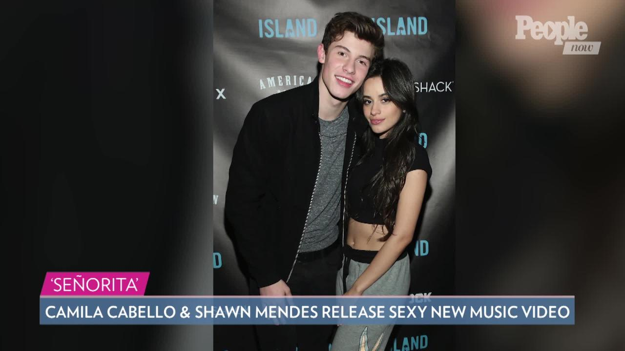 Camila Cabello And Shawn Mendes Play Passionate Lovers In Sexy New Senorita Music Video