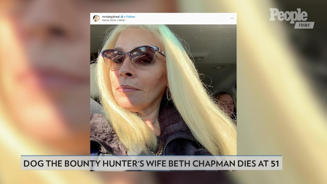 Dog the Bounty Hunter Posts Video of Beth Chapman Singing