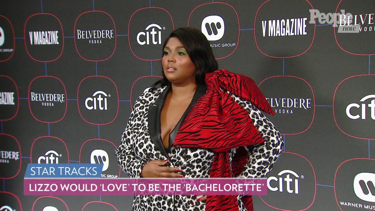 Lizzo Says She's Love to Be the Bachelorette | PEOPLE.com