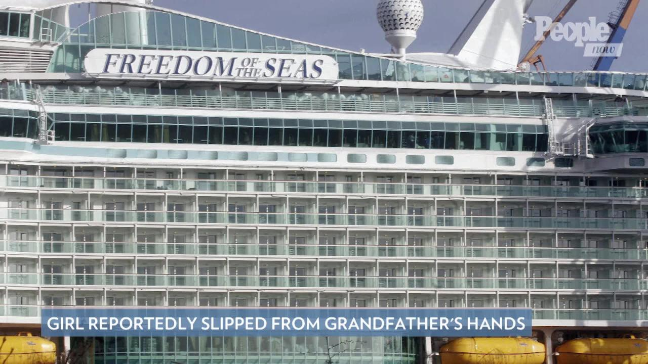 Indiana Family 'in Shock' After Toddler Falls from Cruise