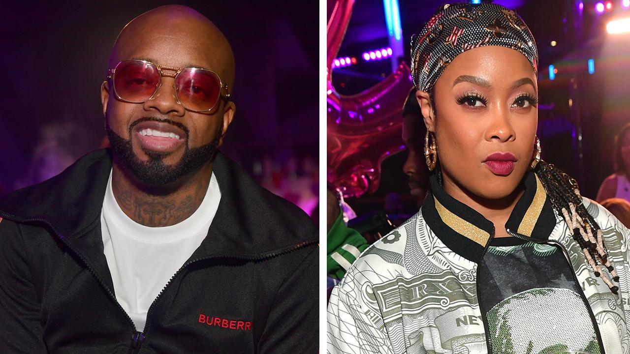 Jermaine Dupri Believes Da Brat 'Broke the Mold' for Female Rappers