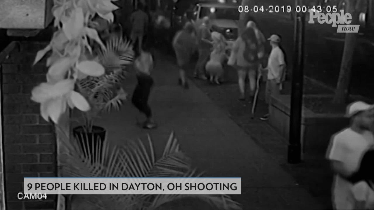 Dayton Shooter's Sister One of First Victims in Massacre