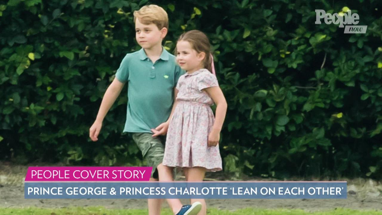 Princess Charlotte's Name Used at School | PEOPLE com