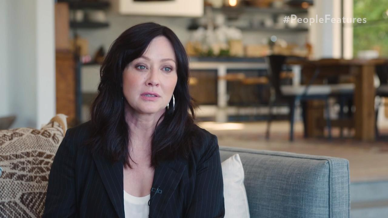 Shannen Doherty on Her Post-Cancer Body: 'I'm Never Going to Be the Size' I Was | PEOPLE.com