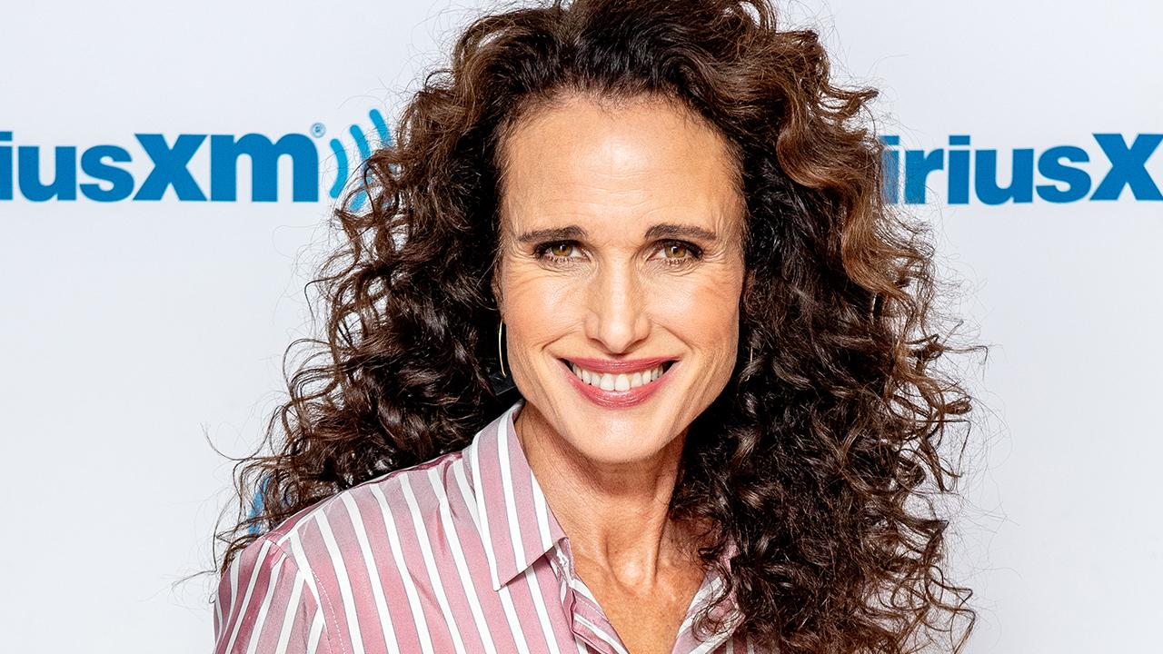 Andie Macdowell Bra Size andie macdowell can't imagine life 'being any richer' after