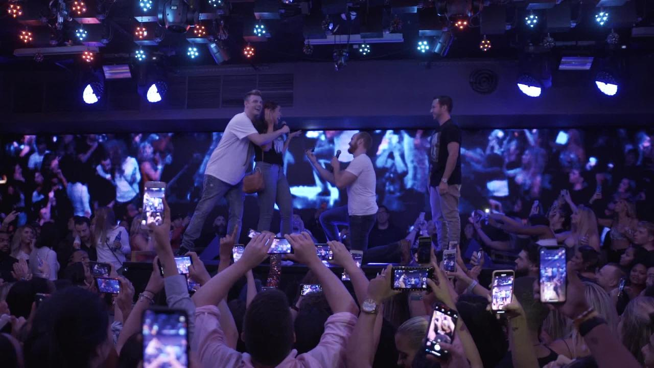 Backstreet Boys and Steve Aoki New Single 'Let It Be Me