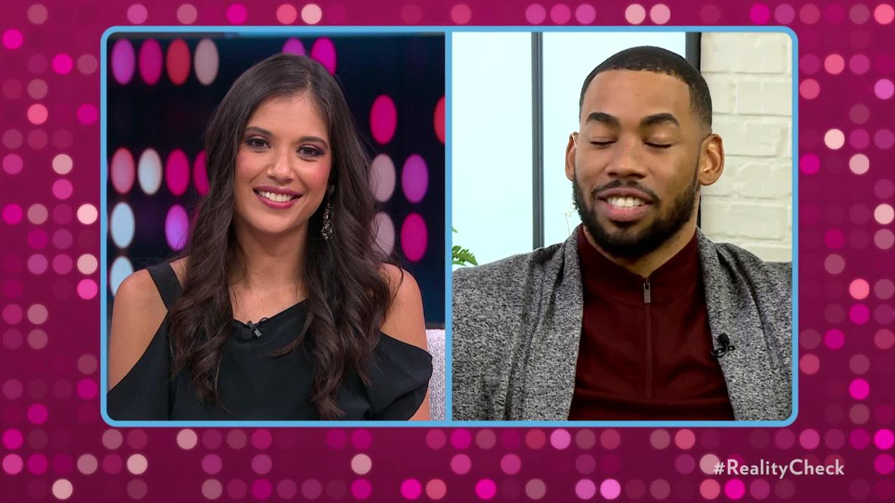 The Bachelorette's Mike Johnson Says 'Clumsy' Hannah Brown Would Be 'Wonderful' on DWTS