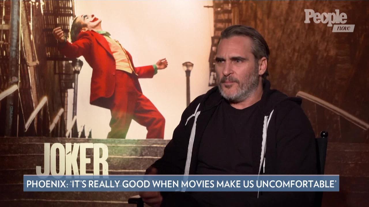 Joker Director On Friction Between Joaquin Phoenix Robert