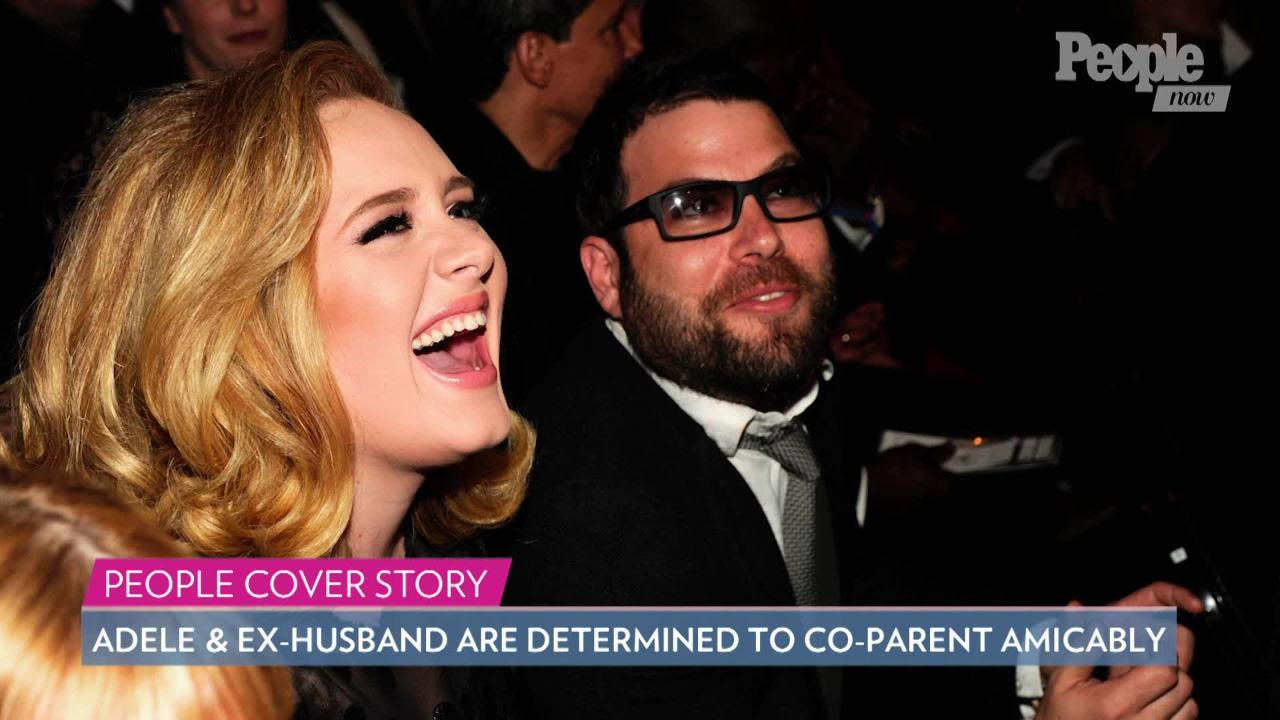 Inside Adele's Life After Divorce — and Plans for New Music
