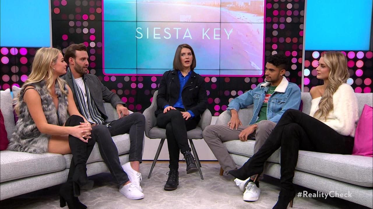 Siesta Key S Juliette Porter Confirms New Relationship People Com
