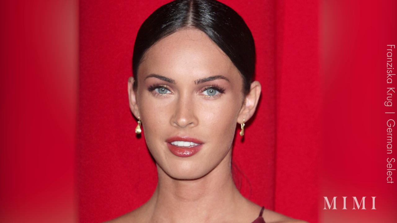 8dac4d469cf31 Megan Fox Looks Incredible in Frederick of Hollywood's Fall Campaign |  InStyle.com