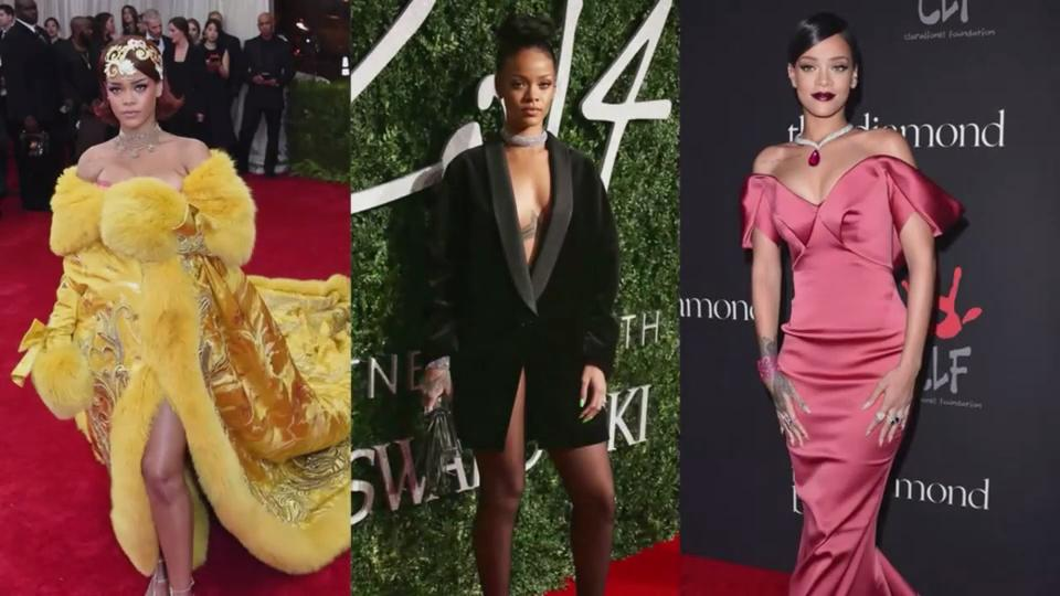 Outfits for Red Carpet