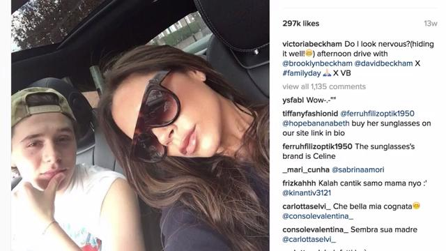 victoria beckham quotes on family fashion and life