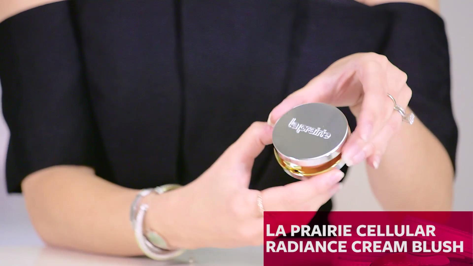 I'm Obsessed: La Prairie Cellular Radiance Blush Video | InStyle.com