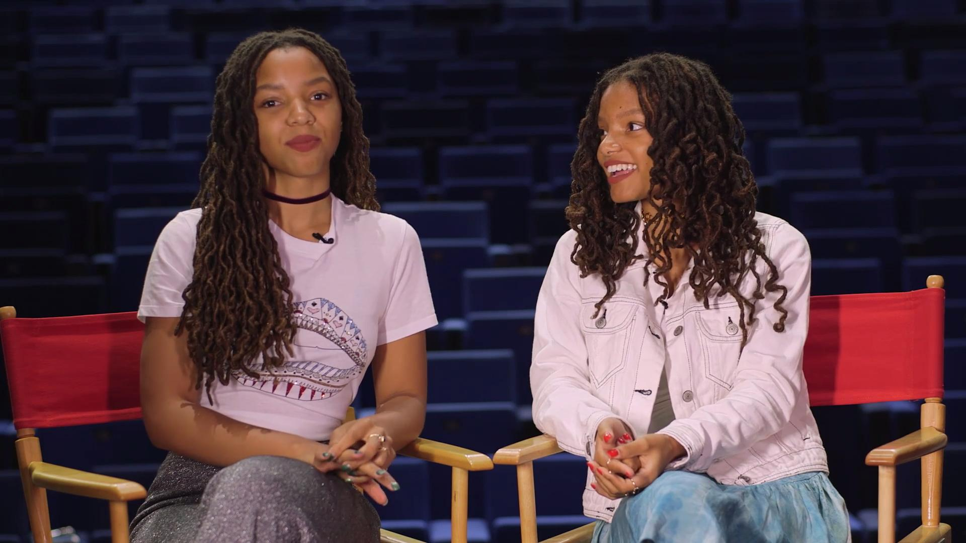 Here's What Halle Bailey Had to Say About the Backlash Over Her Little Mermaid Casting