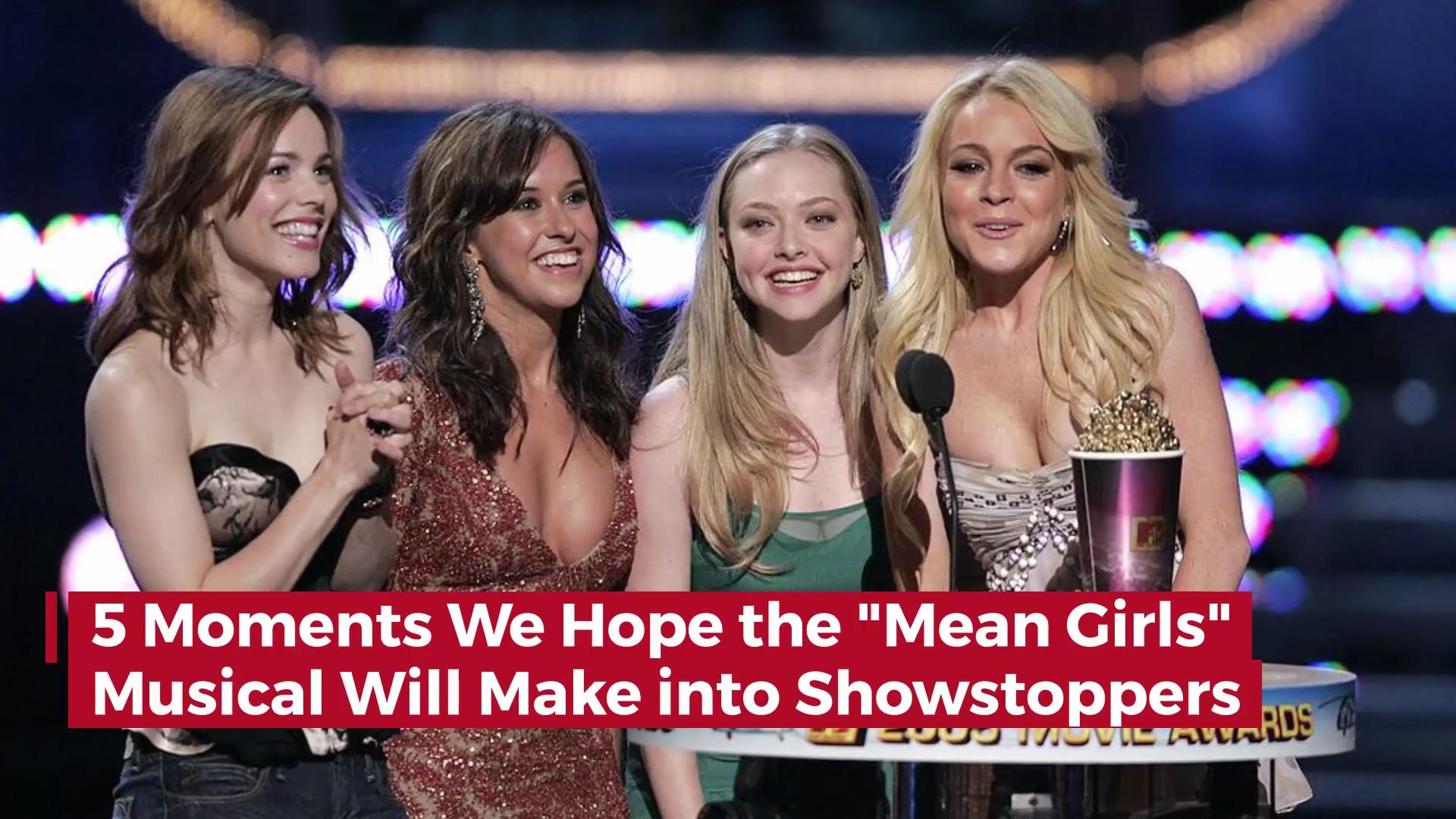 mean girls continuity errors | instyle