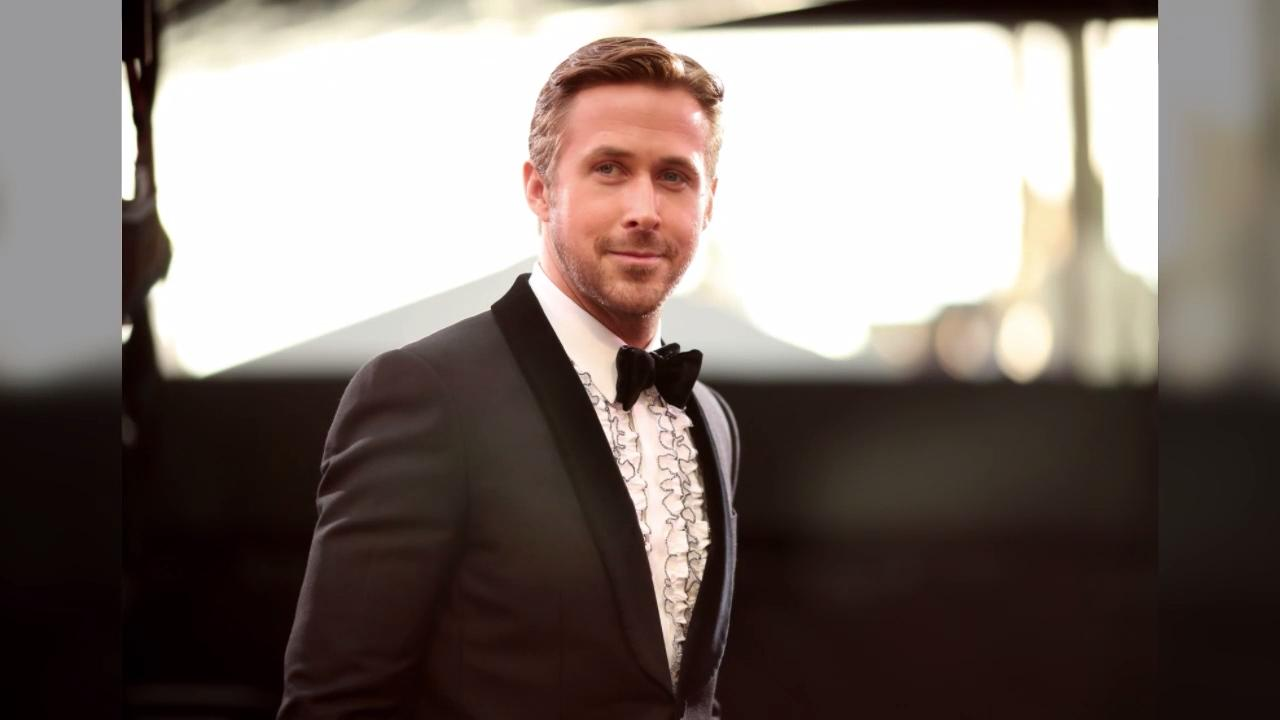 Ryan Gosling Goes All Out To Support Co-Star's Charity Efforts Ryan Gosling Goes All Out To Support Co-Star's Charity Efforts new images