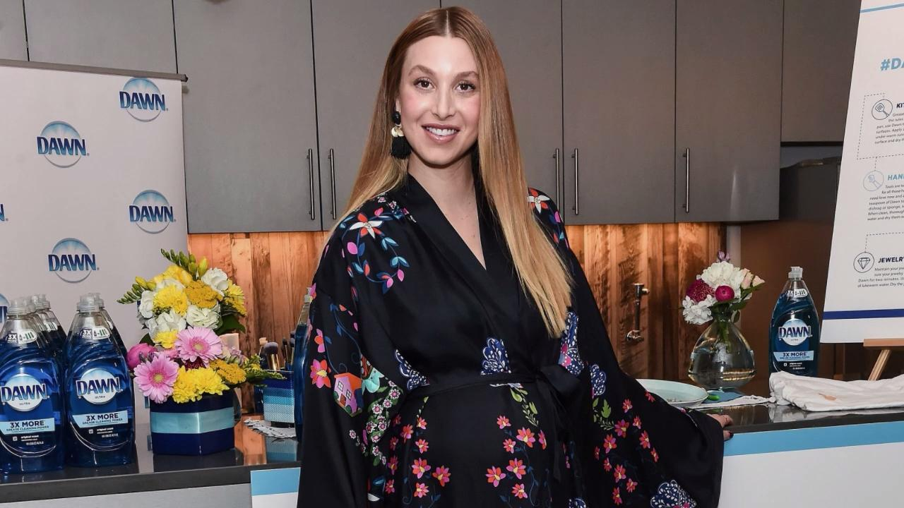 Whitney Port Says She Turned Down a One-Night Stand with Leonardo DiCaprio