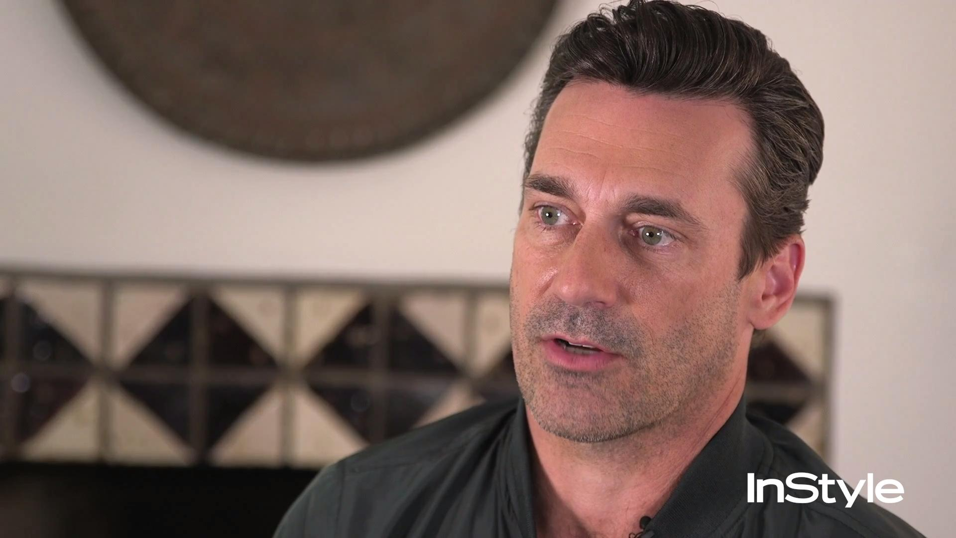 5 Reasons Jon Hamm And Jenny Slate Are Perfect Together Instylecom