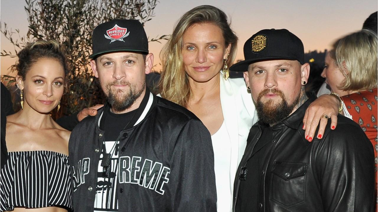 Cameron Diaz and Benji Madden Held Hands on a Rare Public Outing